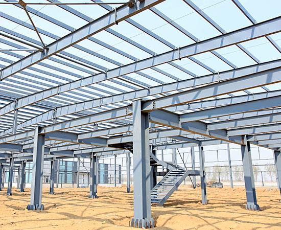 Apoyo para Talleres y empresas dedicadas a la fabricación y montaje de estructuras de acero.